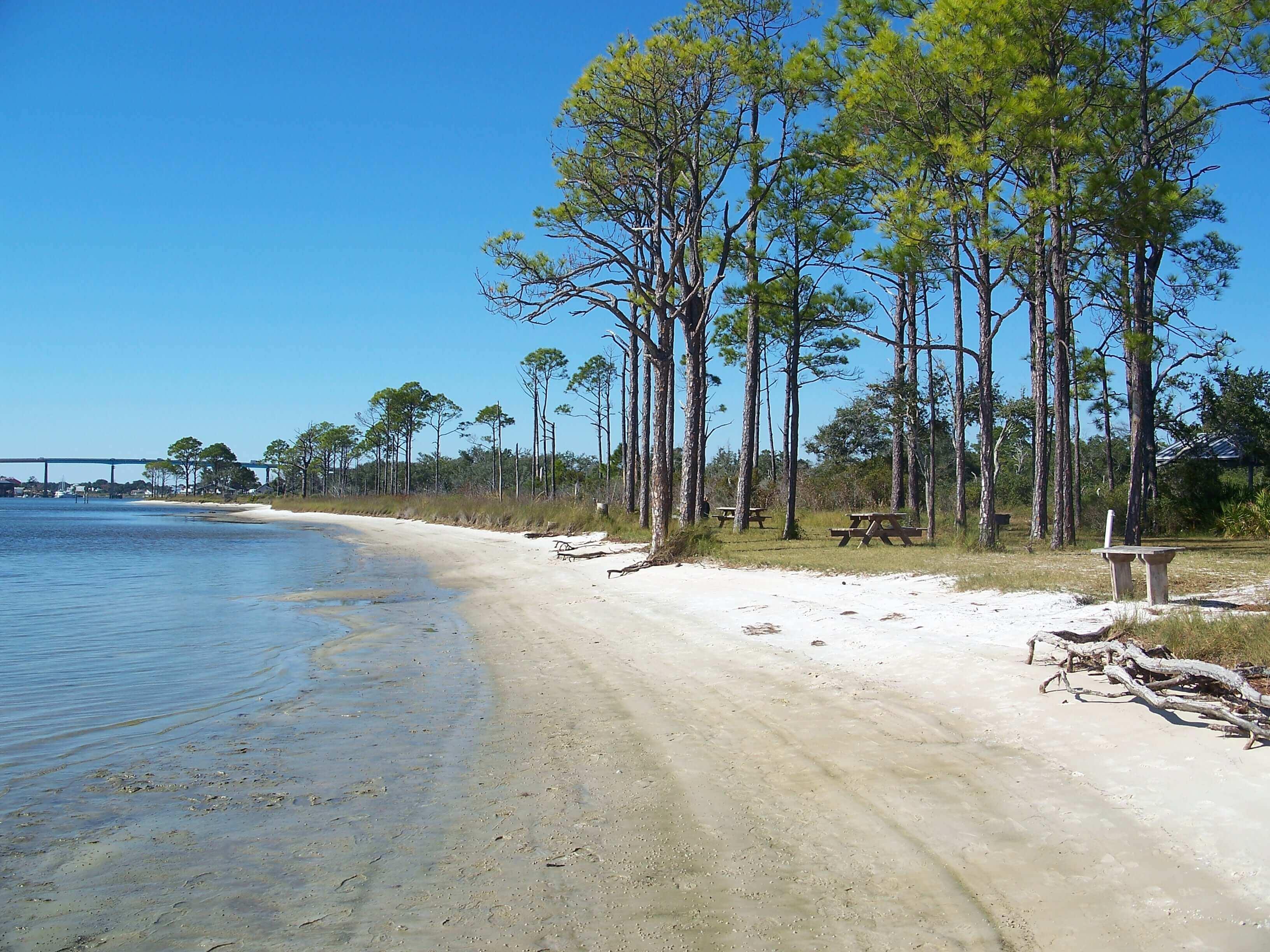 Pensacola Florida bay area