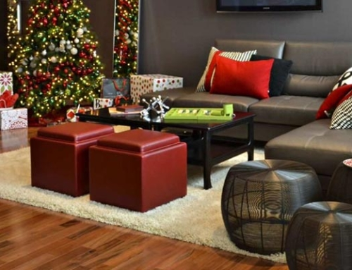 Caring for Your Christmas Tree and Protecting Your Floors