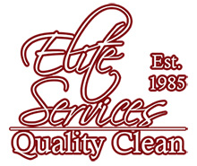 Elite Services Quality Clean Logo
