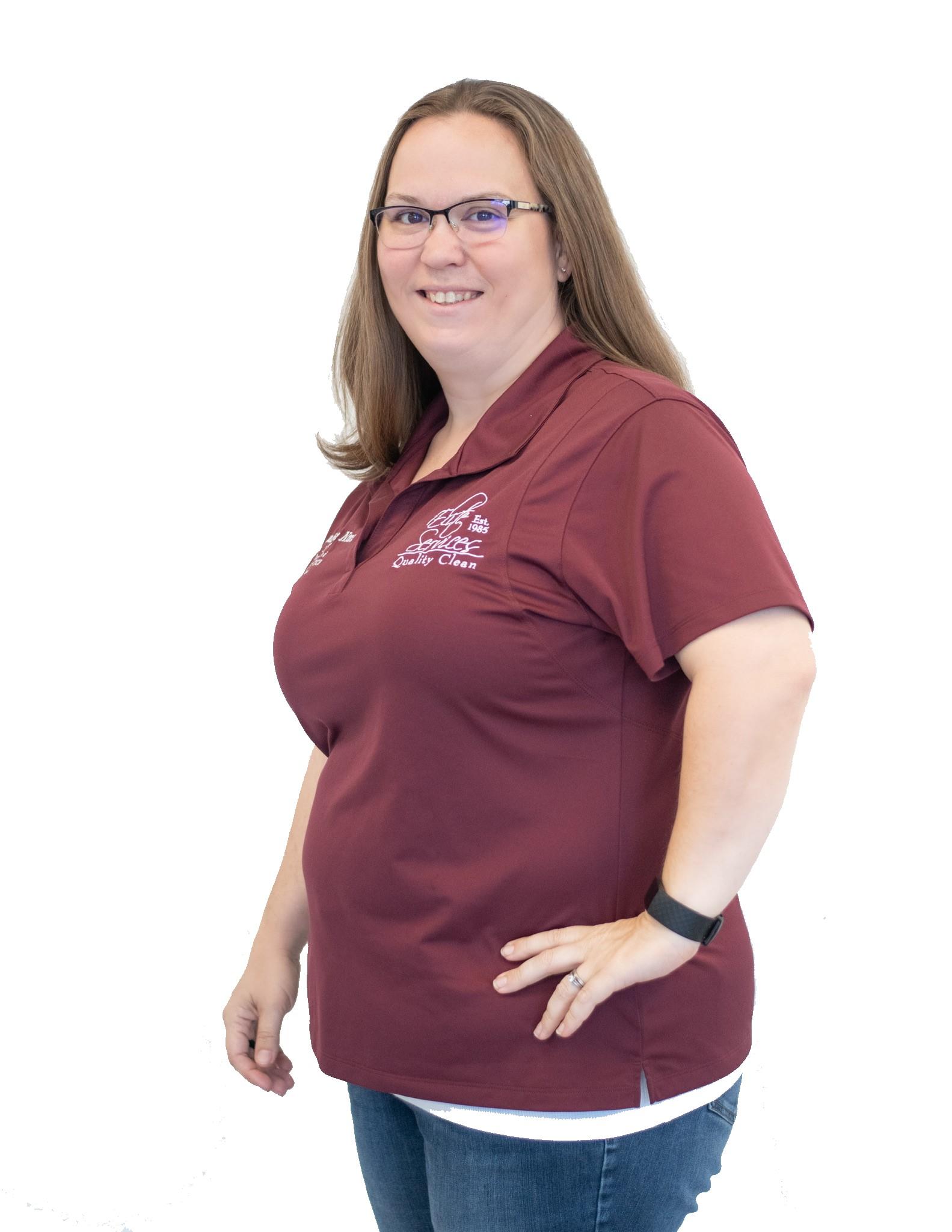 Elizabeth Nims - IICRC Master Textile Cleaning Technician