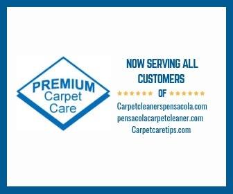Premium carpet care pensacola